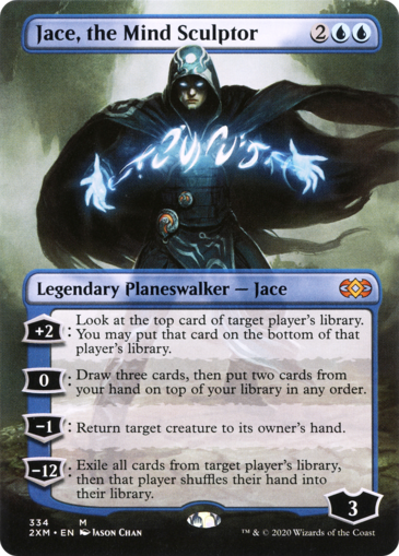 Jace, the Mind Sculptor V2