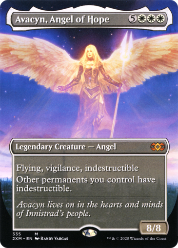 Avacyn, Angel of Hope V2