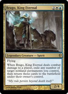 Brago, King Eternal