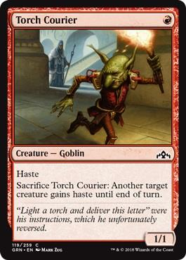 Torch Courier