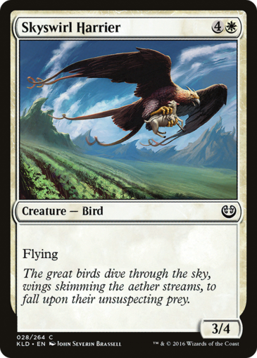 Skyswirl Harrier