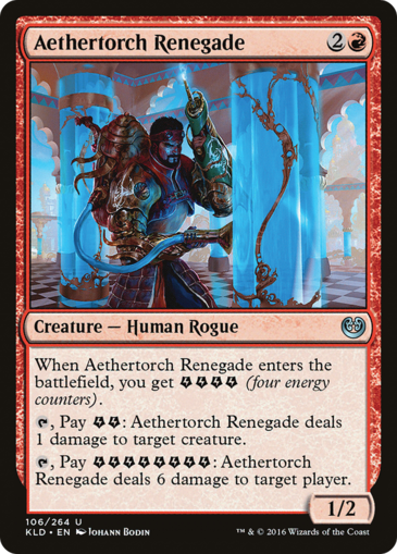 Aethertorch Renegade