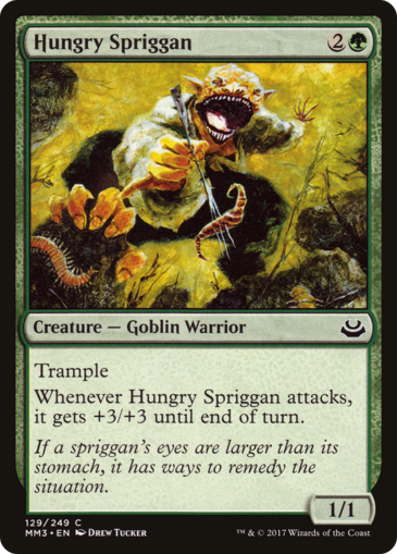 Hungry Spriggan