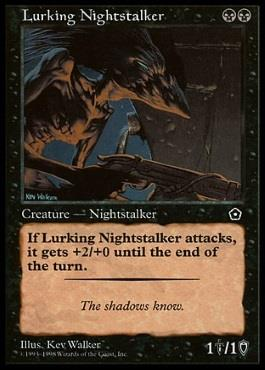 Lurking Nightstalker