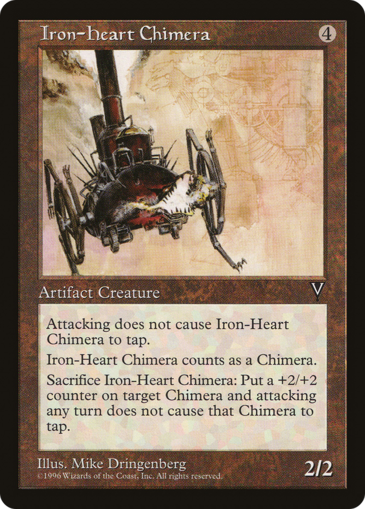 Iron-Heart Chimera