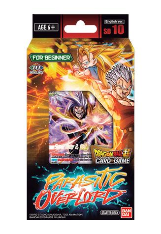Parasitic Overlord Starter Deck (engl.)