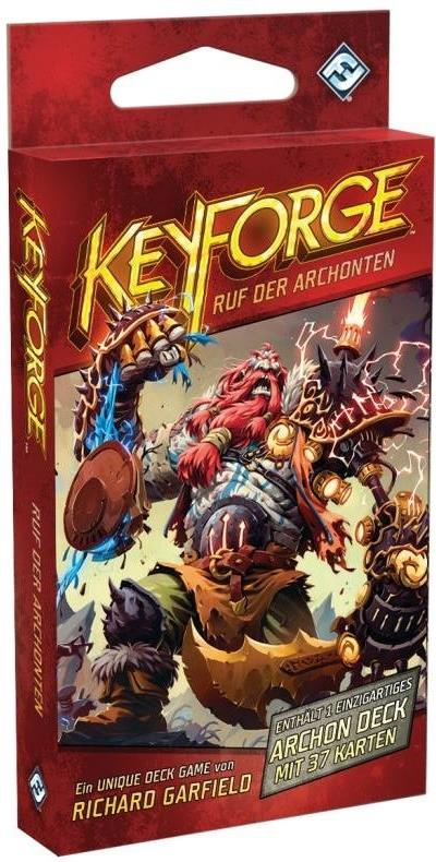 KeyForge: Call of the Archons Deck (engl.)