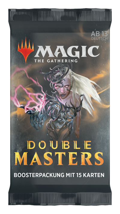 Double Masters Booster (DE)