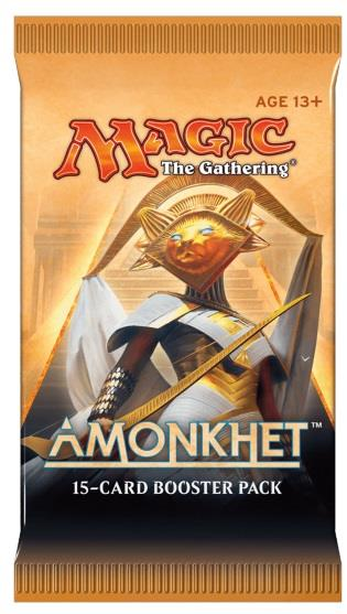 Amonkhet Booster (engl.)