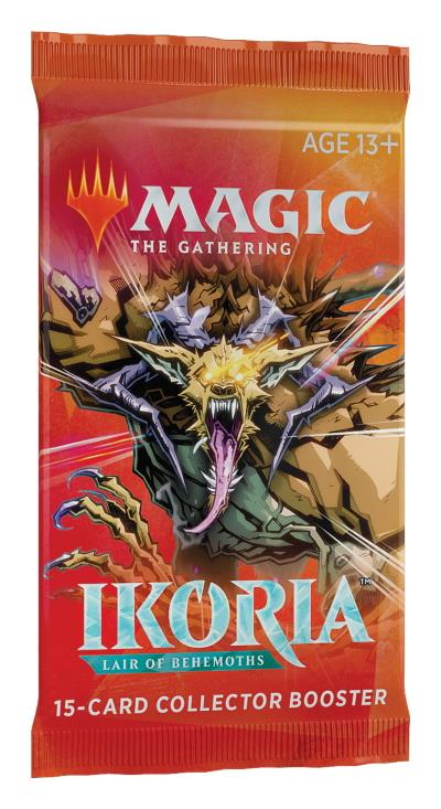 Ikoria: Lair of Behemoths Collector Booster (ENG)