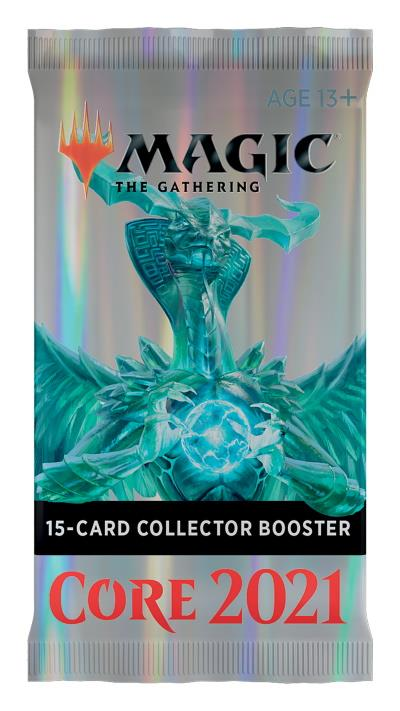 Core Set 2021 Collector Booster (ENG)