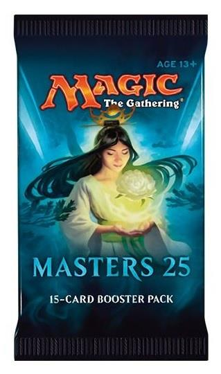 Masters 25 Booster (engl.)