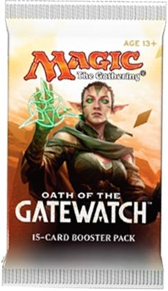 Oath of the Gatewatch Booster (engl.)