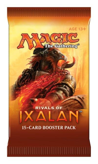 Rivals of Ixalan Booster (engl.)