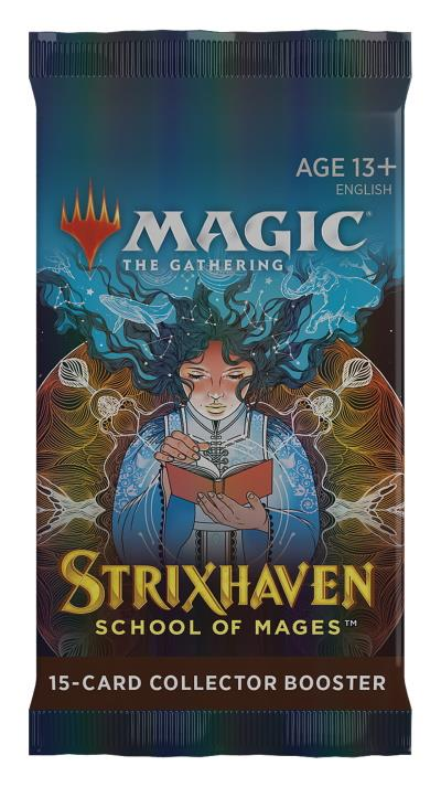 Strixhaven: School of Mages Collector Booster (ENG)