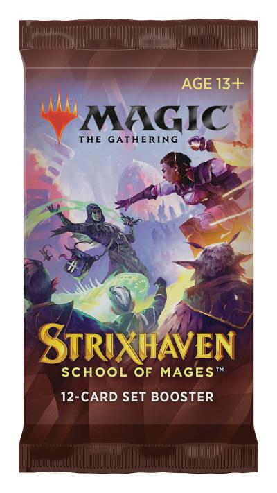 Strixhaven: School of Mages Set Booster (ENG)