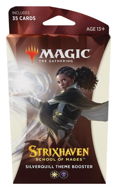 Strixhaven: School of Mages Theme Booster - Silverquill (WB)
