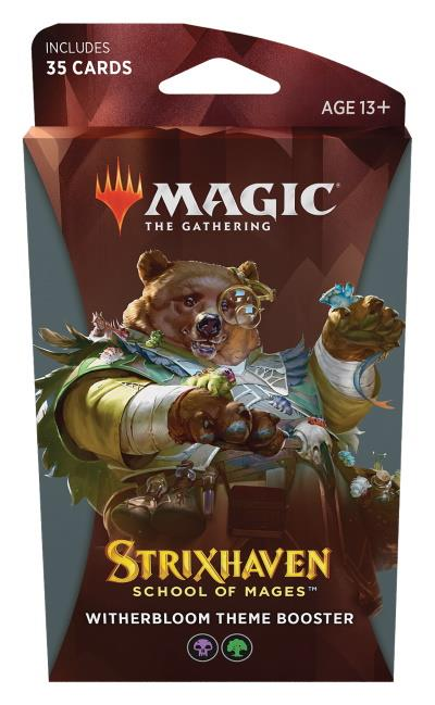 Strixhaven: School of Mages Theme Booster - Witherbloom (BG)