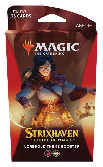 Strixhaven: School of Mages Theme Booster - Lorehold (RW)