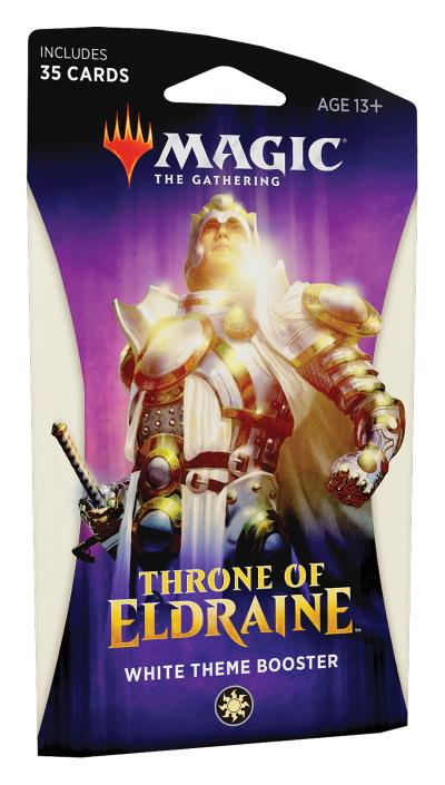 Throne of Eldraine Theme Booster (engl.) - White