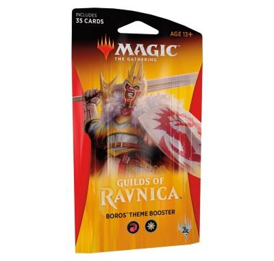 Guilds of Ravnica Theme Booster (engl.) - Boros