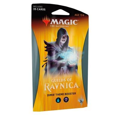 Guilds of Ravnica Theme Booster (engl.) - Dimir