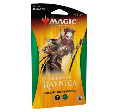 Guilds of Ravnica Theme Booster (engl.) - Golgari