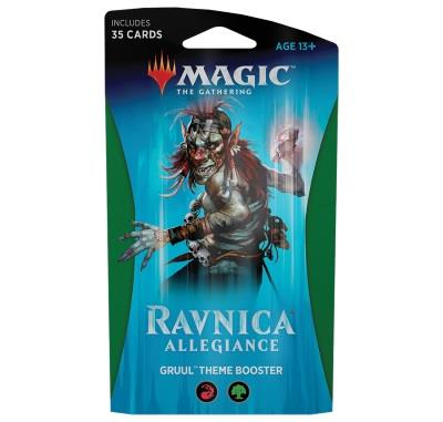 Ravnica Allegiance Theme Booster (engl.) - Gruul