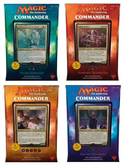 Commander 2017 Deck (engl.)