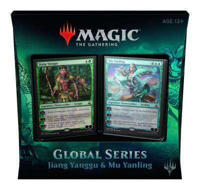 Global Series Jiang Yanggu & Mu Yanling Decks (engl.)