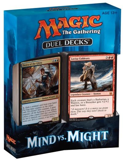 Duel Decks - Mind vs. Might (engl.)