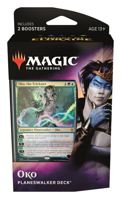 Throne of Eldraine Planeswalker Deck (engl.) - A
