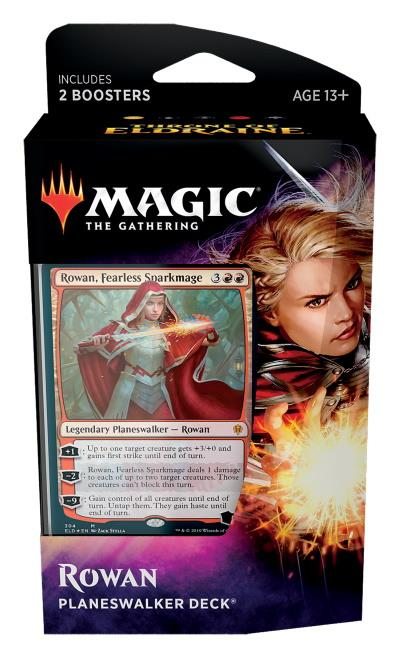 Throne of Eldraine Planeswalker Deck (engl.) - B
