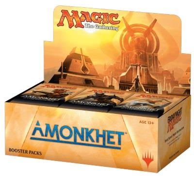 Amonkhet Boosterdisplay (dt.)