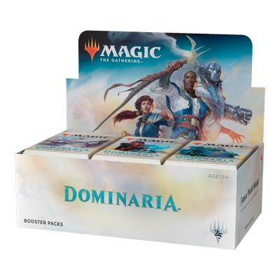 Dominaria Boosterdisplay (engl.)
