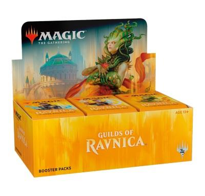 Guilds of Ravnica Boosterdisplay (engl.)