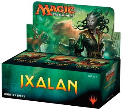 Ixalan Boosterdisplay (dt.)
