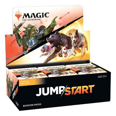 Jumpstart Boosterdisplay (ENG)