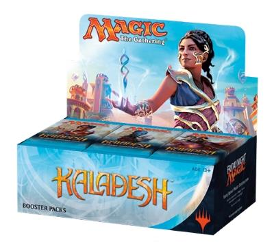 Kaladesh Boosterdisplay (dt.)