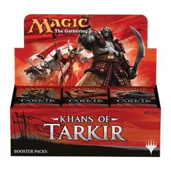 Khans of Tarkir Boosterdisplay (engl.)