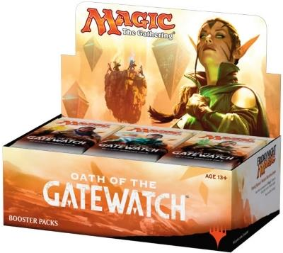 Oath of the Gatewatch Boosterdisplay (engl.)