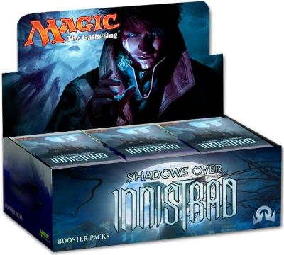 Shadows Over Innistrad Boosterdisplay (engl.)