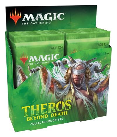 Theros Beyond Death Collector Boosterdisplay