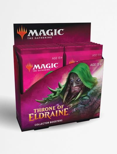 Throne of Eldraine Collector Boosterdisplay