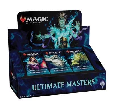 Ultimate Masters Boosterdisplay (engl.)