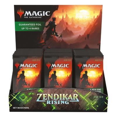 Zendikar Rising Set Boosterdisplay (ENG)