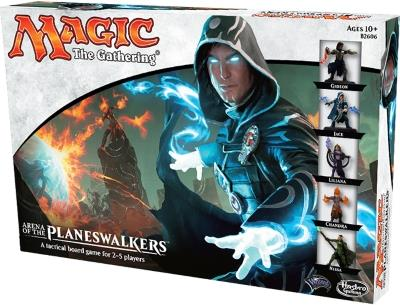 Arena of the Planeswalkers Boardgame (engl.)