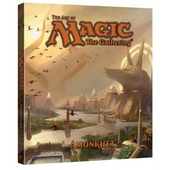 The Art of Magic: The Gathering - Amonkhet