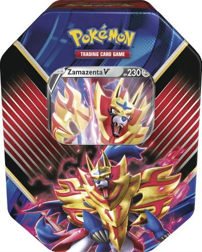 Zamazenta-V Tin Box #86 (DE)