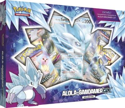 Alolan Sandslash GX Box (ENG)